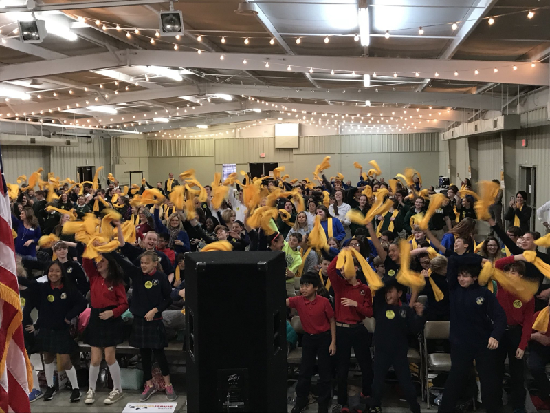 WK School Choice Rally