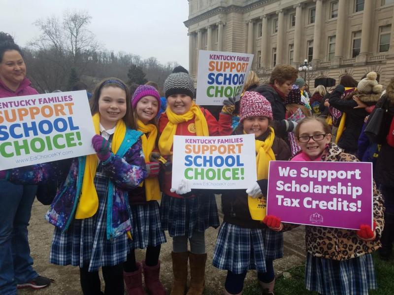 School choice kids