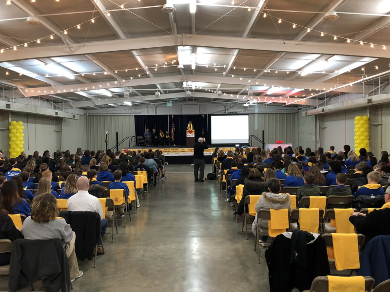 2019 Madisonville School Choice Rally