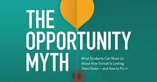Opportunity Myth